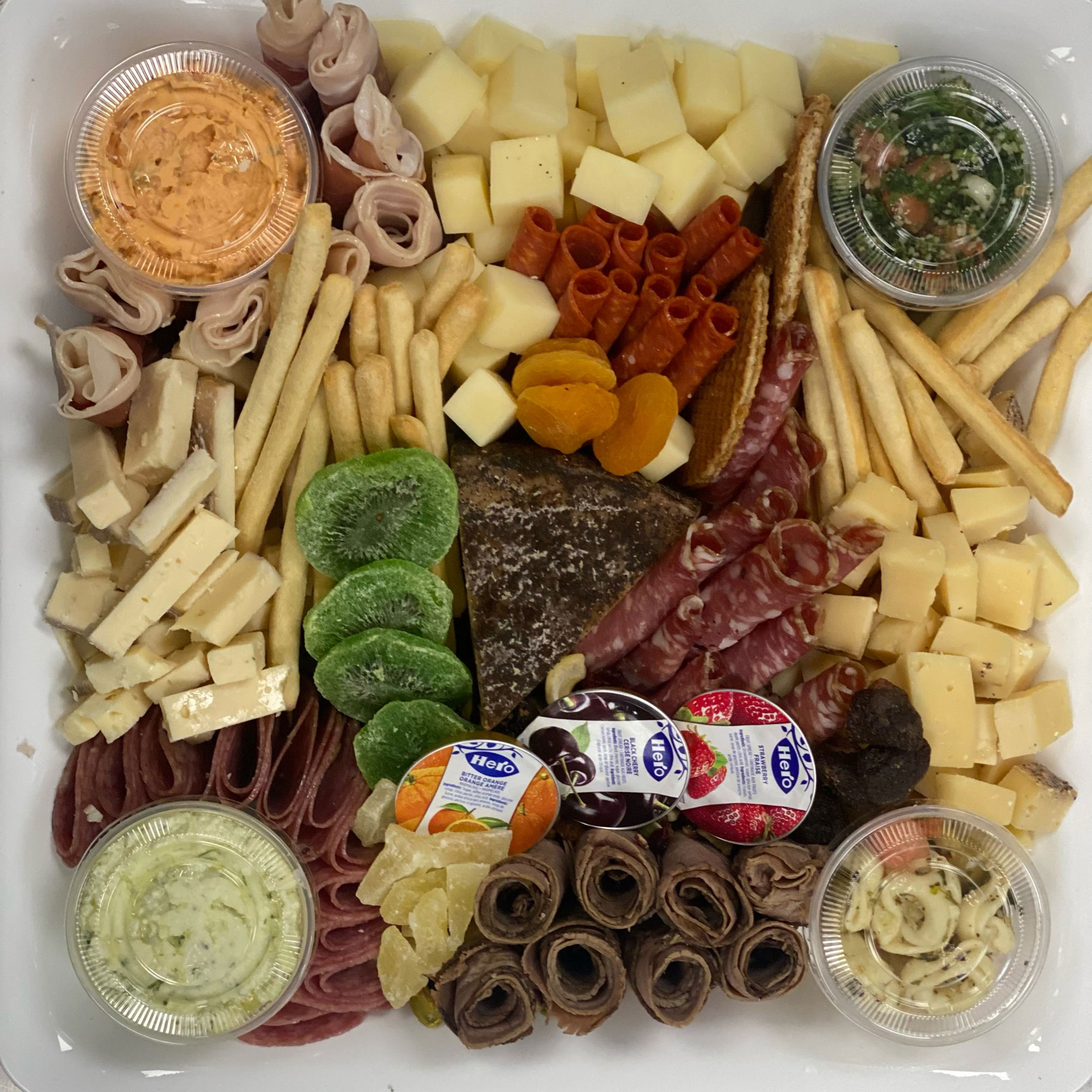 Custom Charcuterie Boards: The Gold, Four Winds Pensacola