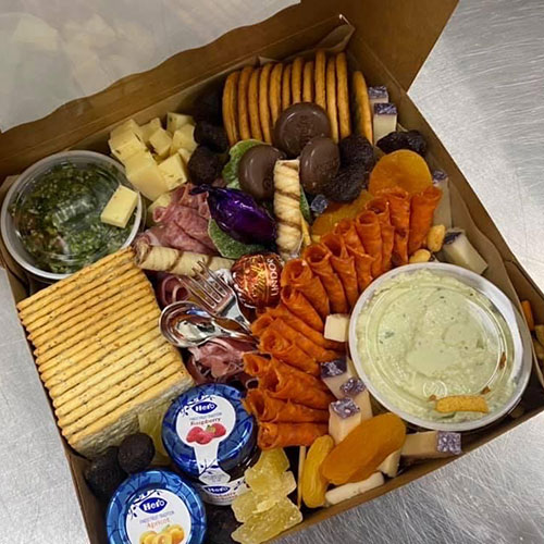 Custom Charcuterie Boards: The Grand, Four Winds Pensacola