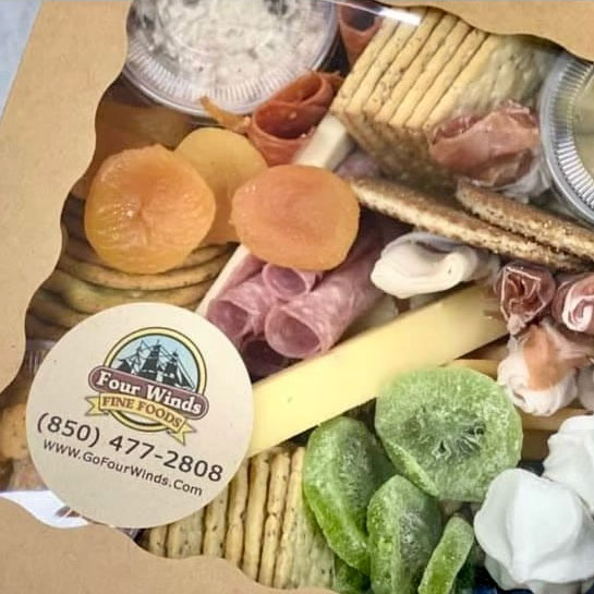 Custom Charcuterie Boards: The Great, Four Winds Pensacola